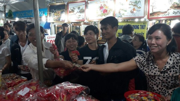 Hình ảnh hội chợ