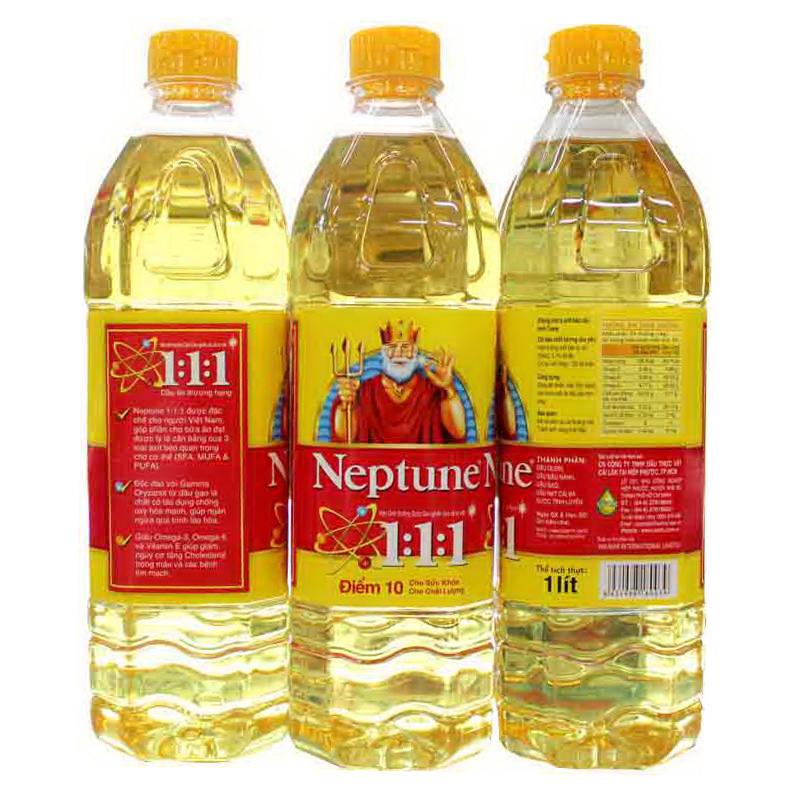 Dầu ăn Neptune